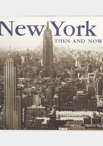 Okładka książki New York Then and Now