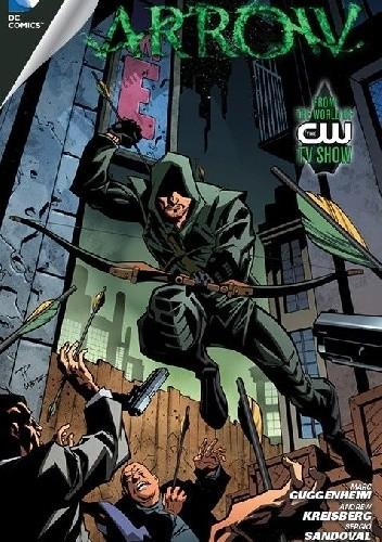 Okładka książki Arrow #8. [REC.]