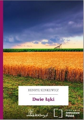 Okładka książki Dwie łąki