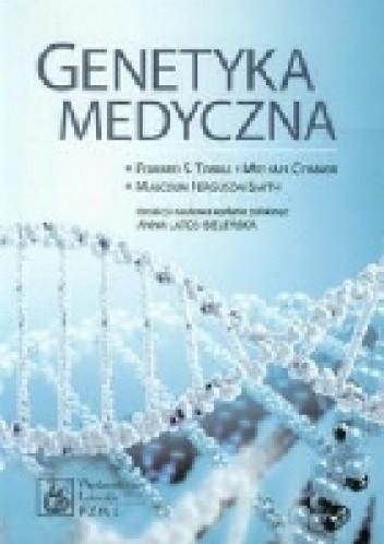 Okładka książki Genetyka medyczna