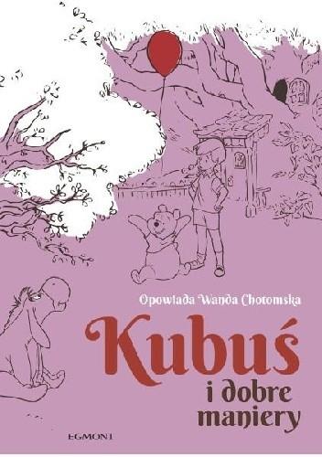 Okładka książki Kubuś i dobre maniery