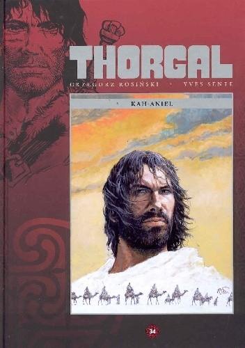 Okładka książki Thorgal tom 34 - Kah-Aniel
