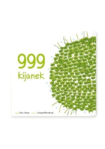 Okładka książki 999 kijanek