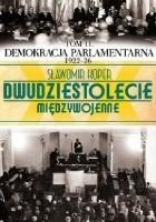 Demokracja parlamentarna 1922-26