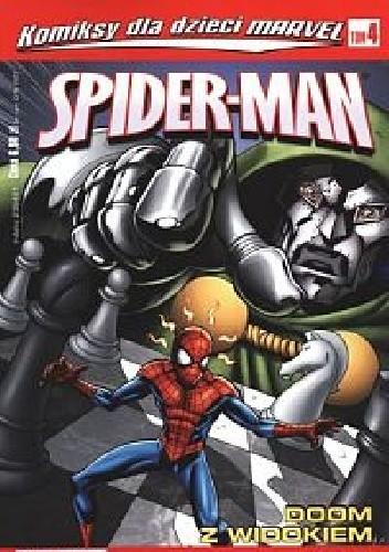 Okładka książki Spider-Man: Doom z widokiem