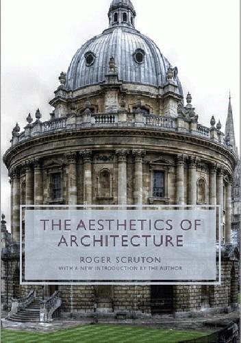 Okładka książki Aesthetics of Architecture