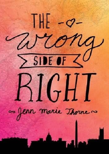 Okładka książki The Wrong Side of Right