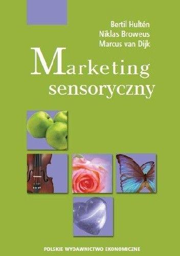 Okładka książki Marketing sensoryczny