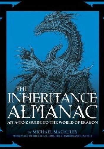 Okładka książki The Inheritance Almanac. An A-to-Z Guide To The World Of Eragon