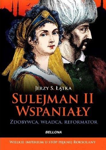 Okładka książki Sulejman II Wspaniały