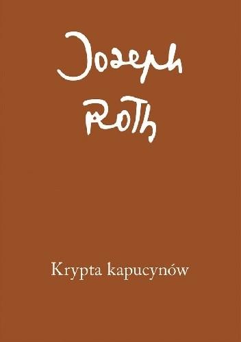 Okładka książki Krypta kapucynów