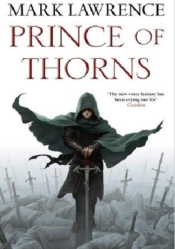 Okładka książki Prince of Thorns