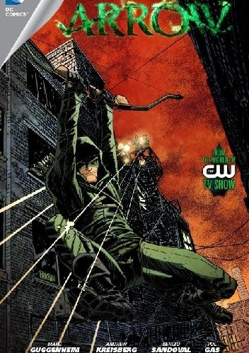 Okładka książki Arrow #18. Keep 'em Coming