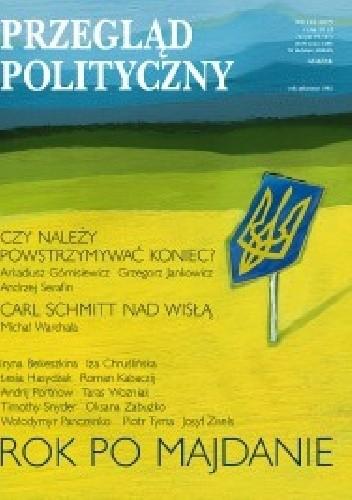 Okładka książki Przegląd Polityczny 129