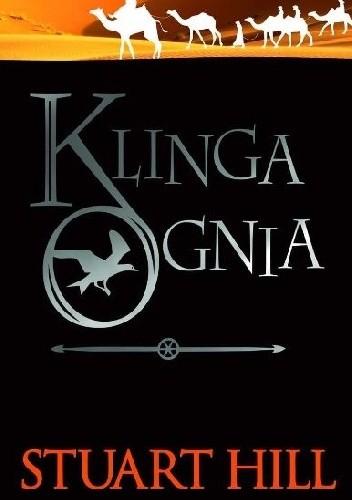 Okładka książki Klinga ognia