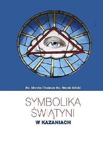 Okładka książki Symbolika świątyni w kazaniach