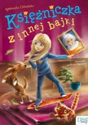 Okładka książki Księżniczka z innej bajki