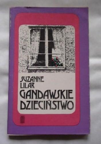 Okładka książki Gandawskie dzieciństwo