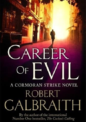 Okładka książki Career Of Evil