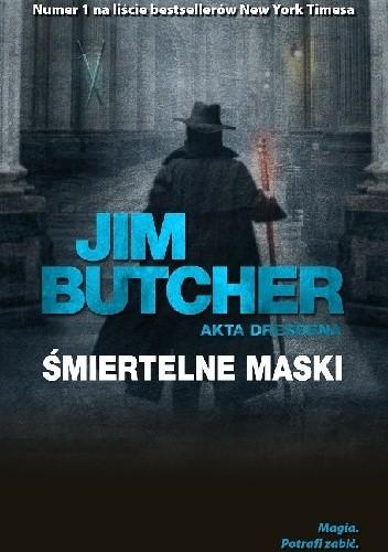 Okładka książki Śmiertelne maski