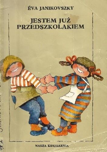 Okładka książki Jestem już przedszkolakiem