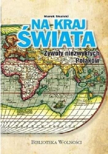 Okładka książki Na skraj świata