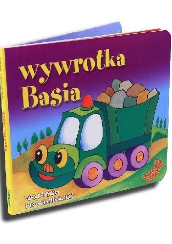 Okładka książki Wywrotka Basia