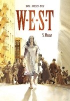 W.E.S.T. tom 5: Megan