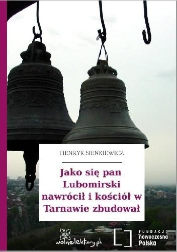 Okładka książki Jako się pan Lubomirski nawrócił