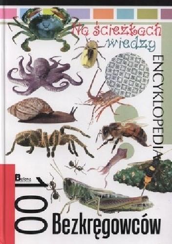 Okładka książki 100 Bezkręgowców