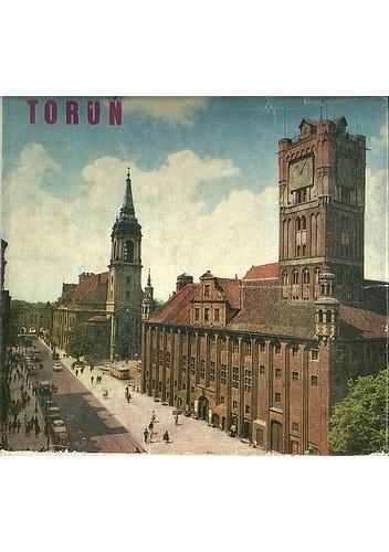 Okładka książki Toruń. Krajobraz i architektura