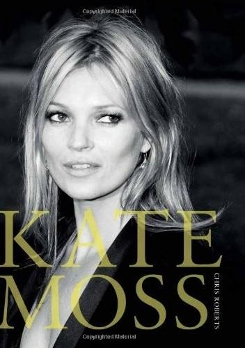 Okładka książki Kate Moss