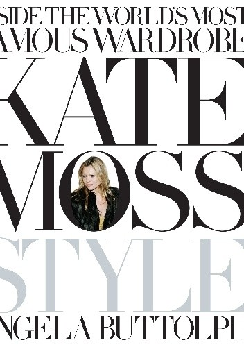 Okładka książki Kate Moss: Style