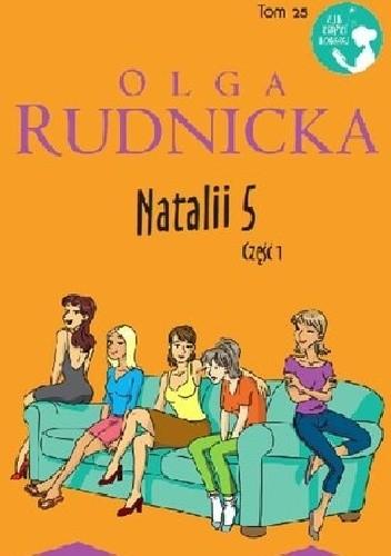 Okładka książki Natalii 5. Część I
