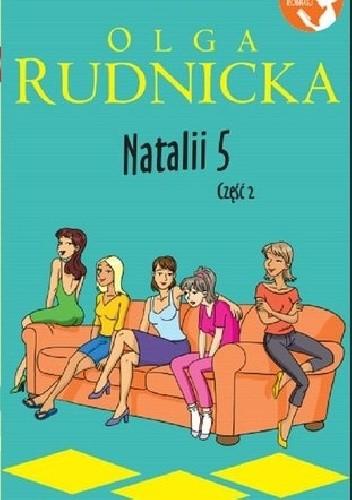 Okładka książki Natalii 5. Część II