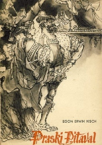 Okładka książki Praski Pitaval