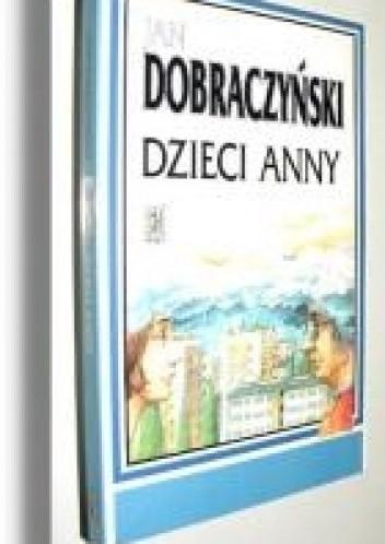 Okładka książki Dzieci Anny