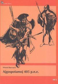 Okładka książki Ajgospotamoj 405 p.n.e.