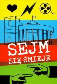 Okładka książki Sejm się śmieje
