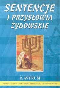 Okładka książki Sentencje i przysłowia żydowskie