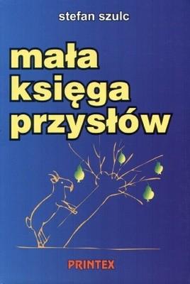 Okładka książki Mała księga przysłów