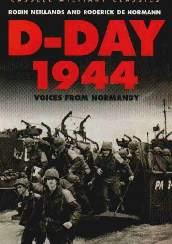 Okładka książki D-Day 1944 Voices from Normandy
