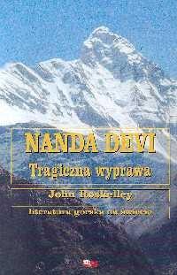 Okładka książki Nanda Devi. Tragiczna wyprawa