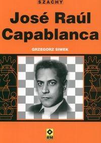 Okładka książki José Raúl Capablanca