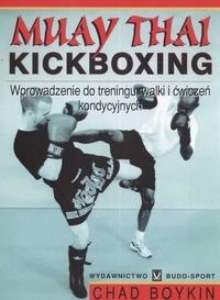 Okładka książki Muay Thaj kickboxing