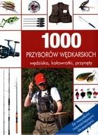 Okładka książki 1000 przyborów wędkarskich
