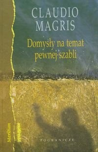 Okładka książki Domysły na temat pewnej szabli