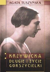 Okładka książki Krzywicka Długie życie gorszycielki