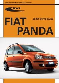 Okładka książki Fiat Panda