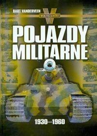 Okładka książki Pojazdy militarne 1930-1960